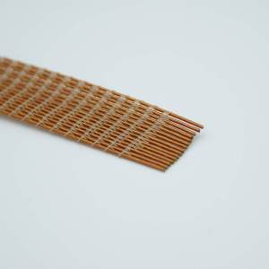 """Subminiature D-type Ribbon Cable, 15 Wires, In-Vacuum, Kapton Wire Insulation, 39"""" Length"""