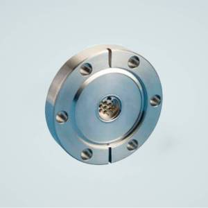 """MPF - A3046-1-CF Subminiature C-type Multipin Feedthrough, 9 Pins, 500 Volts, 5 Amps per Pin, 2.75"""" Conflat Flange"""