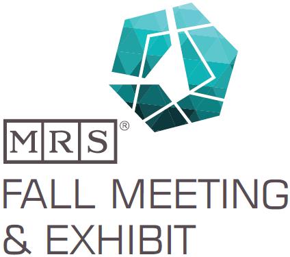 2021 MRS Fall Meeting & Exhibit
