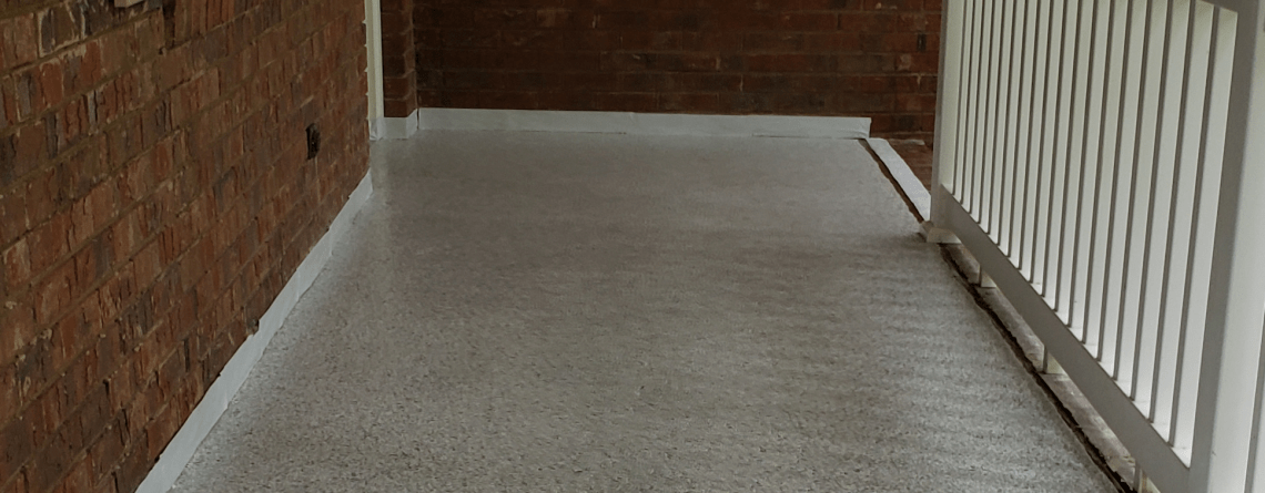 Epoxy Concrete Coatings