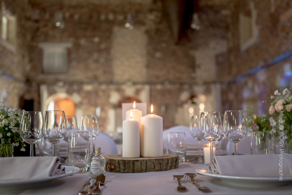 Salle de mariage au Moulin de Bully
