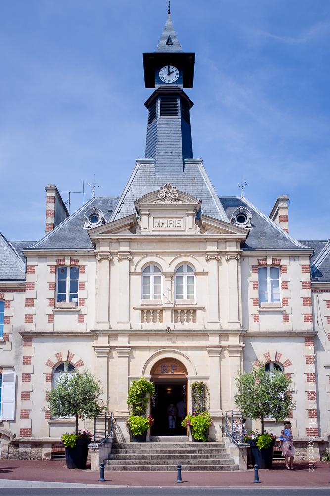 Cérémonie civile à Mondeville - Photographe Mariage Calvados