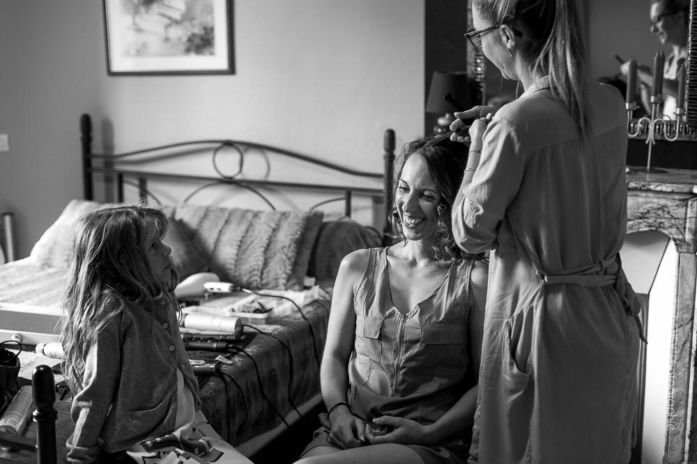 Photographe mariage domaine des houlles