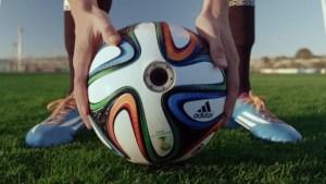 Brazuca - официальный мяч чемпионата мира по футболу 2014