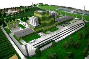 ЭТАНА: завод  по производству Полиэтилентерефталата