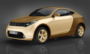 Ё-мобиль может быть полностью построен из композитного полипропилена. Новости композиционных материалов в автомобилестроении.