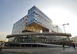 R&D-центр композитных материалов откроют в Сколково силами Роснано