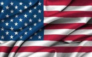 news flag USA