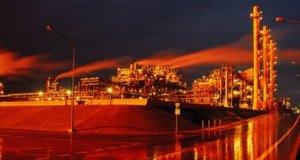 В Кувейте был введен в эксплуатацию крупный завод по переработке нефти
