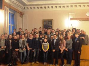 Флуоресцентная микроскопия живой клетки НАН Украины