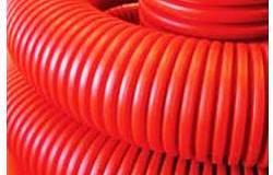 Гофрированные трубы из пластика