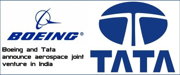 Boeing и Tata