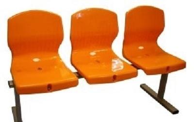пластиковые стулья ретро