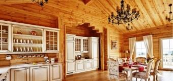 Вагонка для кухни: типы древесины и особенности материала (ликбез)