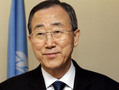 Ban Ki Moon - Organisation des Nations Unies (ONU)