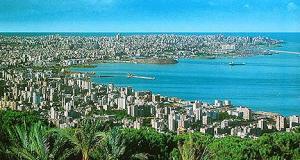 Beyrouth - panorama