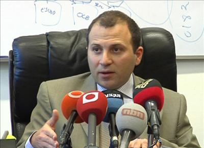 Gebran Bassil - Ministre des Télécommunications