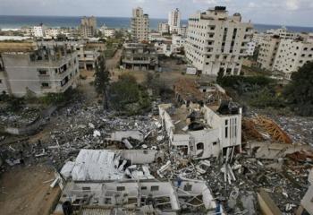 gaza-destructions