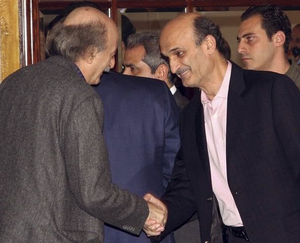 Joumblat-Geagea