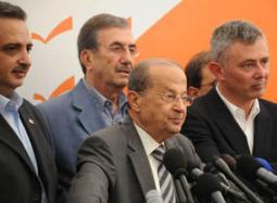 Bloc-Aoun-11juin2009