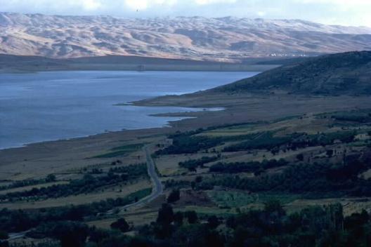 Lac Qaraoun