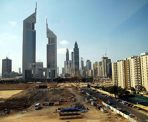 Le Pentominium sera la plus haute tour au monde, après Burj Dubaï