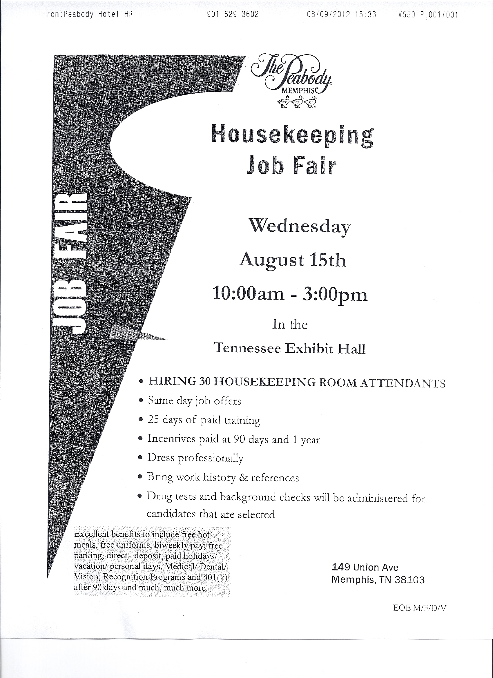 Housekeeping Job Amp Career News From The Memphis Public Library