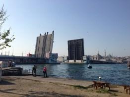 Ferry plans at Karaköy foiled again.