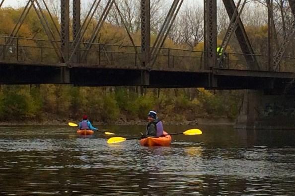 Kayak Trip Blog