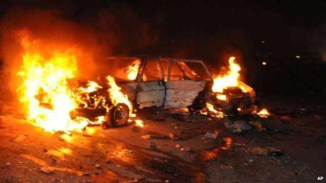 bomb-blast-explosion-Nigeria Mosque Blast leaves 26 dead & 28 injured in Maiduguri