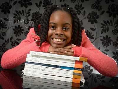3-Esther-Okade-BPMMeida 10 yr-old Genius Enrolled At Open University, UK