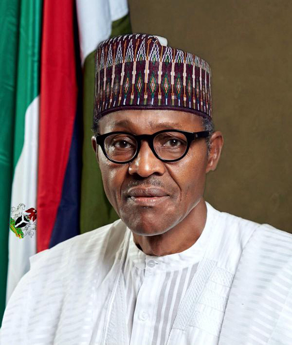 "Buhari-Official-Portrait3 ""APC, For Change to Better or Worse"" - Oke Umurhohwo"