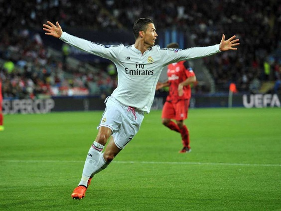 cr7 Astronomers Name Newly Found Galaxy After CR7