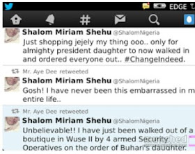 wpid-2015-06-02-20_44_36-793162 Twitter User Claims Buhari's daughter walked her out of a Boutique in Abuja