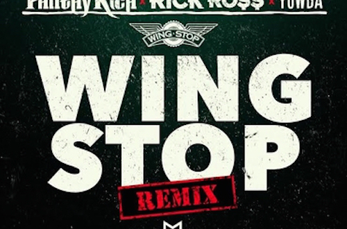 50-cent-Wingstop Download MP3: Rick Ross – Wing Stop [remix] [50 Cent Diss] ft. YOWDA x Philthy Rich