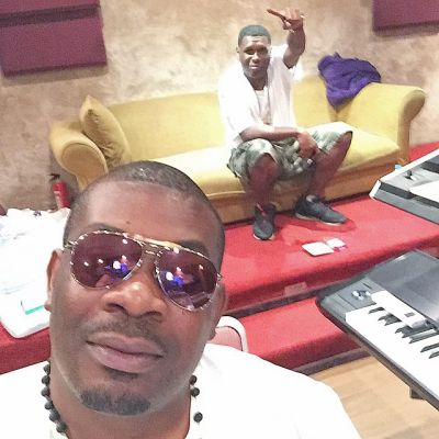 Don-Jazzy-Jay-Electronica-SMD-studios Download MP3: Don Jazzy [@donjazzy] – Get Down ft. Reekado Banks x Jay Electronica x Di'Ja