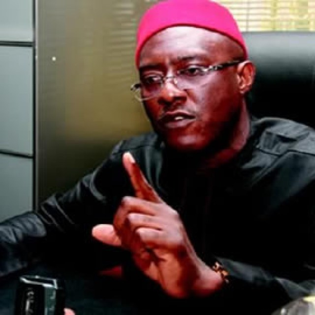 "Olisa-Metuh ""Don't be Selective in Probing Corrupt Politicians"" - PDP to Buhari"