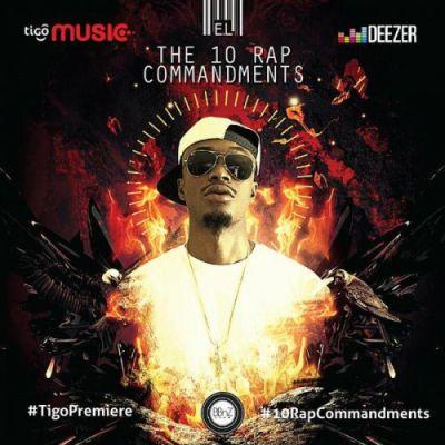 el1 Download MP3: E.L [@elrepgh] – 10 Rap Commandments