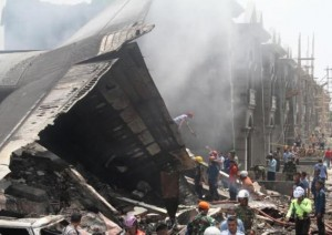 k72-300x212 Indonesian Military Plane Crashes Into Residential Area leaving Atleast 100 Dead