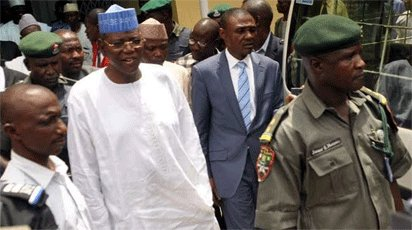 lamido1 Court grants Bail to Sule Lamido and 2 Sons at N25m Each
