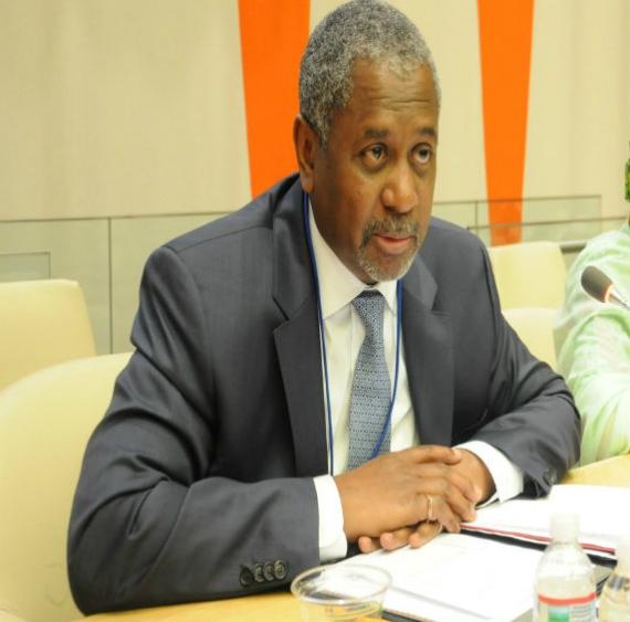 sabo Former National Security Adviser, Sabo Dasuki Gets Arrested