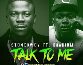 stonebwoy1 Download MP3: StoneBwoy [@stonebwoyb] – Talk To Me ft. Kranium