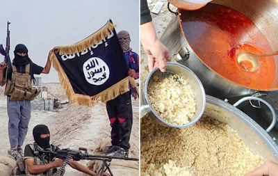 unnamed ISIS Fighters Die After Breaking Fast With Poisoned Rice