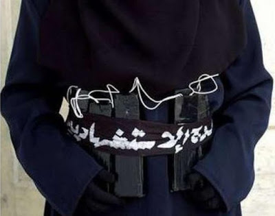 unnamed1 Female Suicide Bomber Kills Herself In Kano State