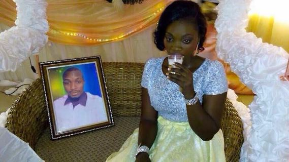 wpid-d Shocking!... see photos from a wedding I found on Facebook