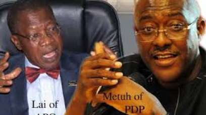 Olisa-Metuh-Lai-Mohammed PDP Tells APC to Stop claiming Its Achievements