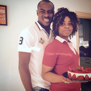 Vincent-Enyeama Eagles' Goal Keeper, Vincent Eyeama and Wife Celebrate 16yr Of Being Together