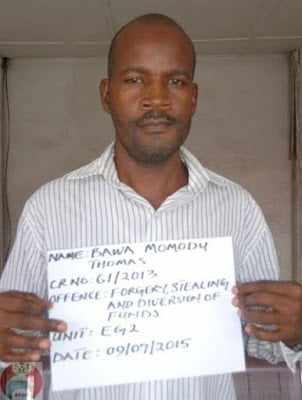banker Banker in EFCC's Net for Stealing Customer's N27m