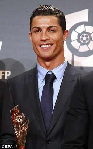 """cronaldo """"I don't care about FIFA"""" - C.Ronaldo"""