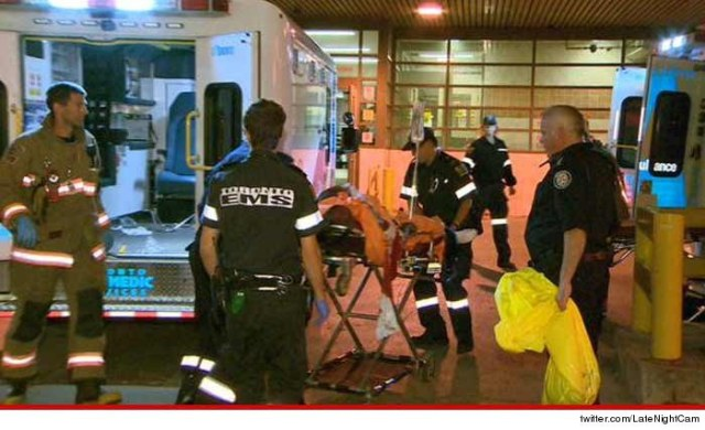 victim-stretcher-drake-twitter-3 Gunman Drops 2 Individuals at Drake's OVO After Party